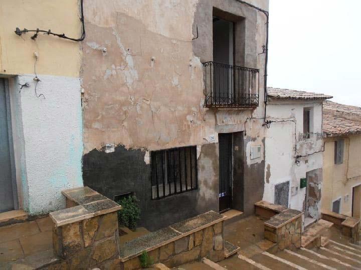 Casa en venta en Castalla, Alicante, Calle la Vela, 43.569 €, 4 habitaciones, 1 baño, 109 m2