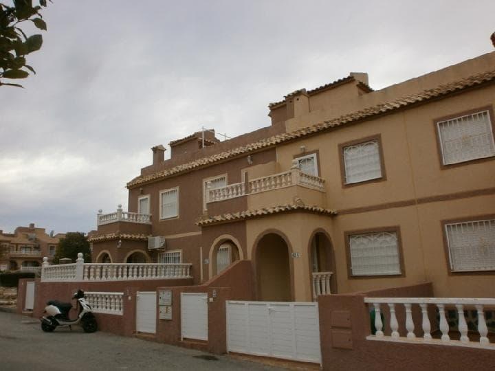 Casa en venta en Santa Pola, Alicante, Calle Orden Toscano Parcela G2 Fase 4, 90.772 €, 2 habitaciones, 2 baños, 74 m2