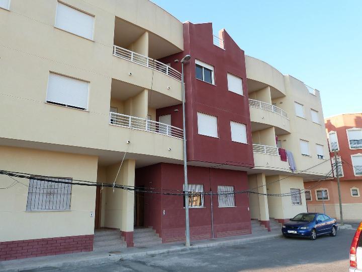 Piso en venta en L´asil, Algorfa, Alicante, Avenida de la Constitución, 42.275 €, 2 habitaciones, 1 baño, 64 m2
