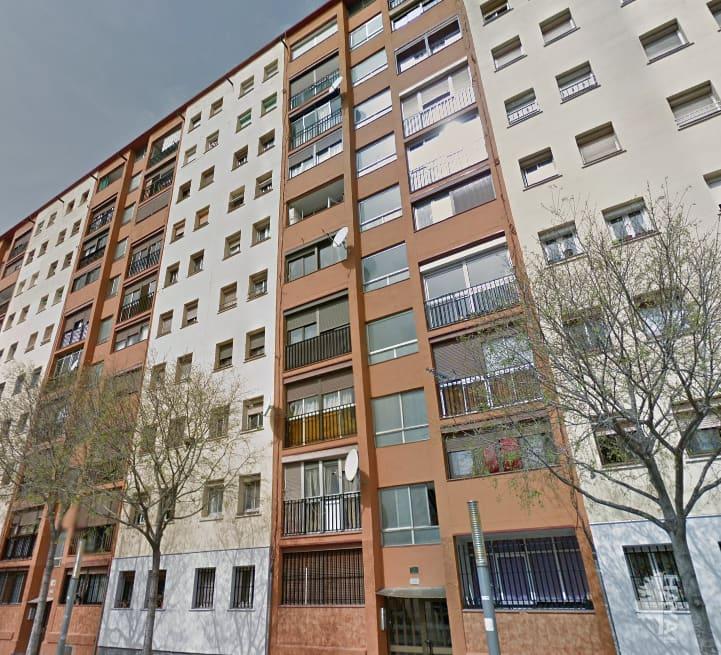 Piso en venta en Sant Roc, Badalona, Barcelona, Avenida Marqués de Montroig, 93.800 €, 3 habitaciones, 1 baño, 51 m2