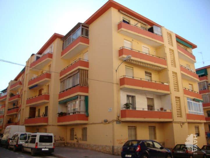 Piso en venta en Juan Xxiii, Alicante/alacant, Alicante, Calle Geografo Rey Pastor, 19.218 €, 3 habitaciones, 1 baño, 53 m2
