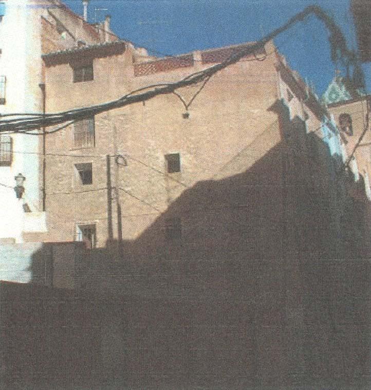 Casa en venta en Jijona/xixona, Alicante, Calle de la Vila, 23.200 €, 1 habitación, 1 baño, 112 m2
