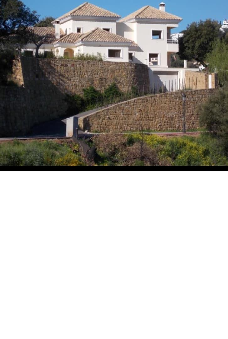 Casa en venta en Ojén, Ojén, Málaga, Calle Asturias, 730.700 €, 4 habitaciones, 2 baños, 3040 m2