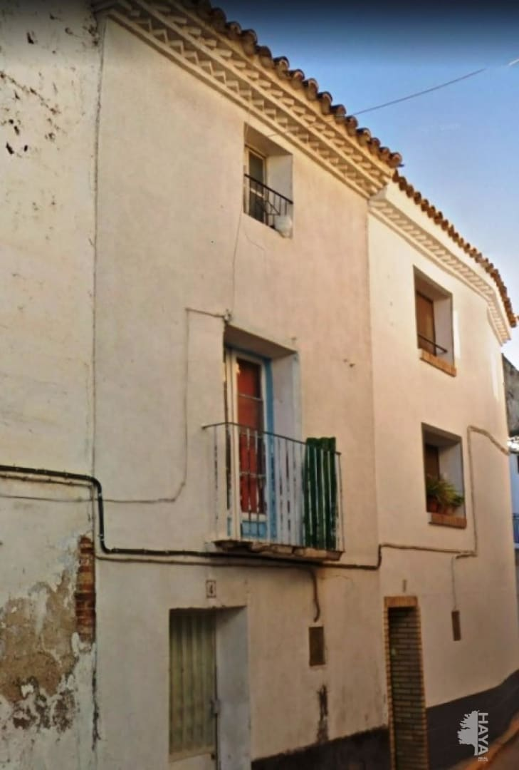 Casa en venta en Épila, Rueda de Jalón, Zaragoza, Calle Isabal, 61.700 €, 3 habitaciones, 1 baño, 339 m2