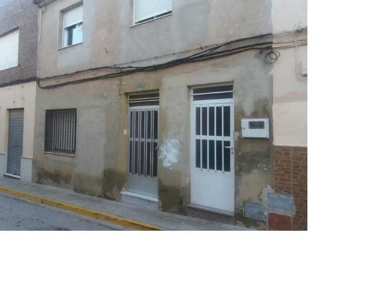 Piso en venta en Tobarra, Albacete, Calle San Roque, 58.200 €, 6 habitaciones, 2 baños, 216 m2