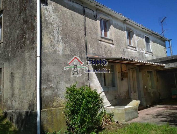Casa en venta en Esquibien, Narón, A Coruña, Calle Carballo, 50.000 €, 3 habitaciones, 1 baño, 140 m2