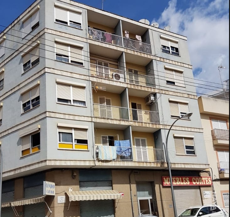 Piso en venta en Palma de Mallorca, Baleares, Calle Regal, 73.712 €, 3 habitaciones, 1 baño, 81 m2
