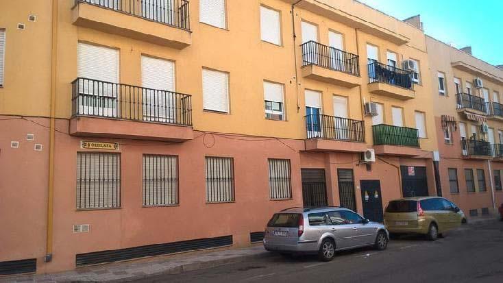 Piso en venta en Don Benito, Badajoz, Calle Orellana, 66.469 €, 3 habitaciones, 2 baños, 112 m2