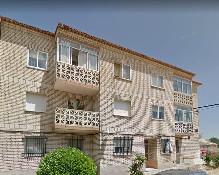 Piso en venta en Boceguillas, Segovia, Plaza San Antonio, 52.529 €, 3 habitaciones, 1 baño, 94 m2