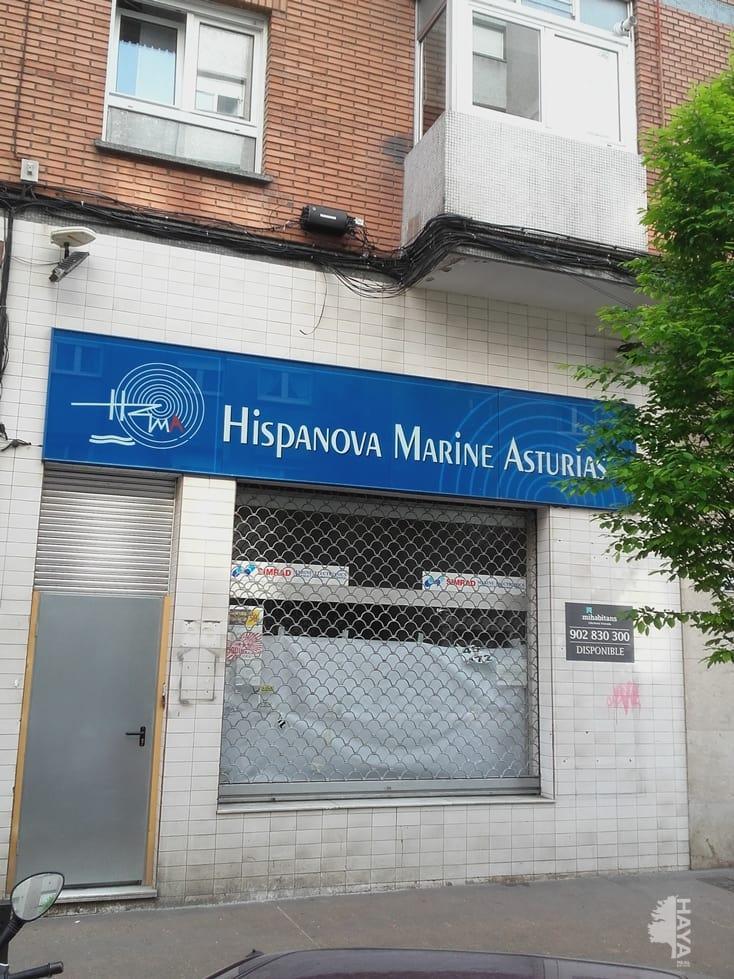 Local en venta en Gijón, Asturias, Calle Poeta Alfonso Camin, 50.900 €, 72 m2