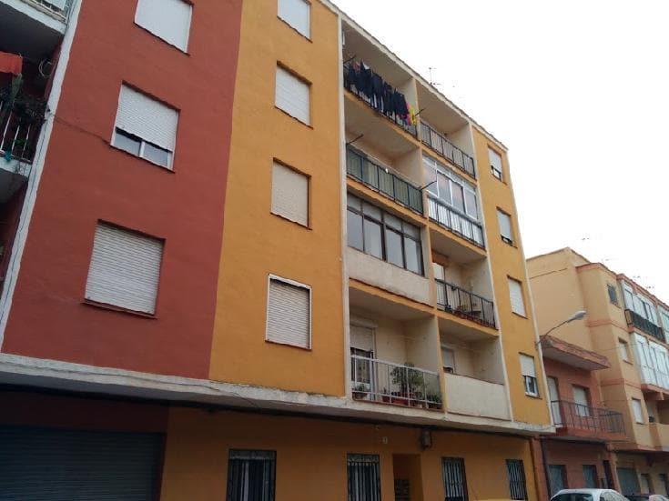 Piso en venta en El Verger, Alicante, Calle Doctor Fleming, 25.411 €, 3 habitaciones, 1 baño, 87 m2