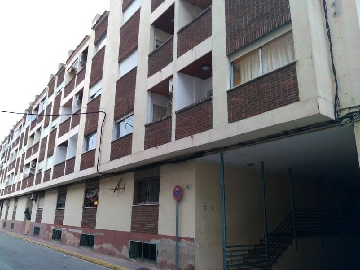 Piso en venta en El Verger, Alicante, Calle San Antonio, 39.077 €, 4 habitaciones, 2 baños, 103 m2