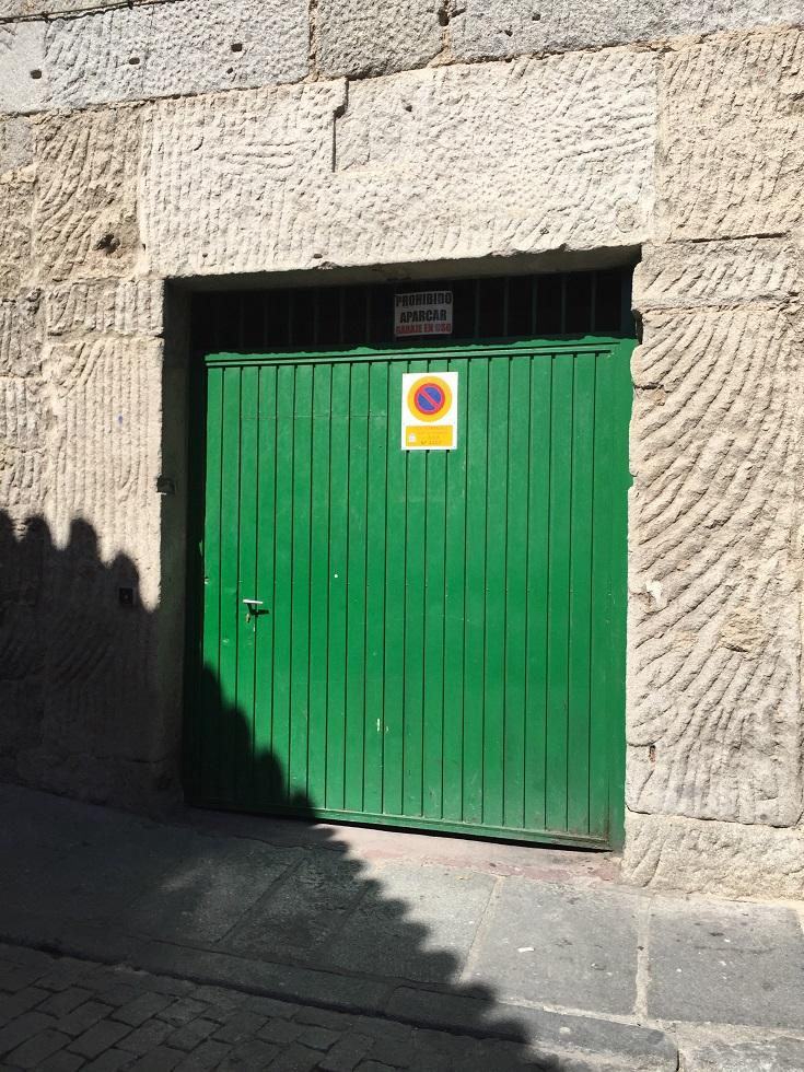 Parking en venta en Ávila, Ávila, Calle Eduardo Marquina, 12.000 €, 27 m2