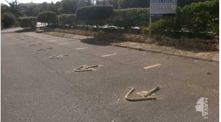 Parking en venta en Manacor, Baleares, Calle Sa Mola, 5.000 €, 34 m2