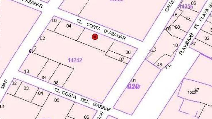 Suelo en venta en El Punt del Cid, Almenara, Castellón, Calle Costa Dazahar, 298.452 €, 836 m2
