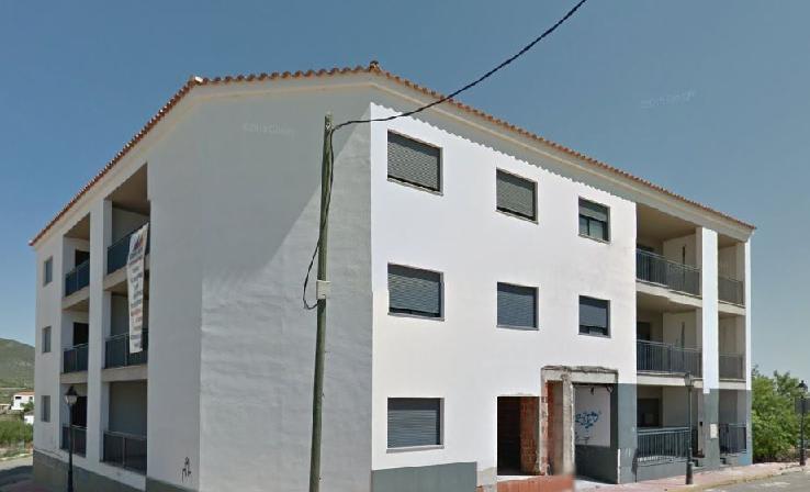 Piso en venta en Santa Magdalena de Pulpis, Castellón, Calle San Bernardo, 51.200 €, 2 habitaciones, 1 baño, 94 m2