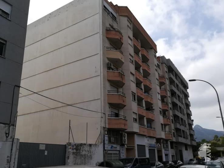 Piso en venta en Gandia, Valencia, Plaza Bennacer, 71.796 €, 3 habitaciones, 1 baño, 112 m2