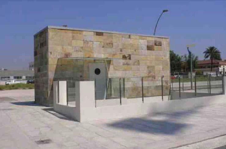 Parking en venta en Alquerieta, Alzira, Valencia, Calle Proyecto 7, 1.790.000 €, 3250 m2