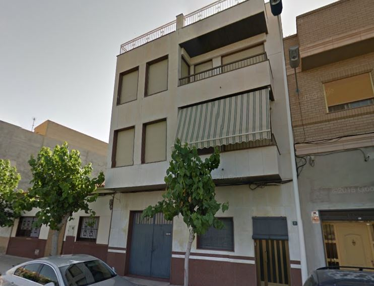 Piso en venta en Novelda, Alicante, Calle Cura Gonzalez, 62.200 €, 1 habitación, 1 baño, 80 m2