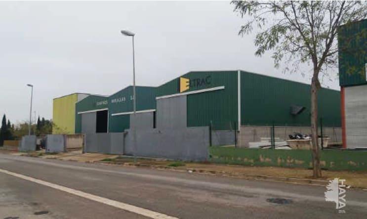 Industrial en venta en Mas de Sastre, Camarles, Tarragona, Calle Pre. Poligono Industrial Venta Nova, 176.385 €, 629 m2