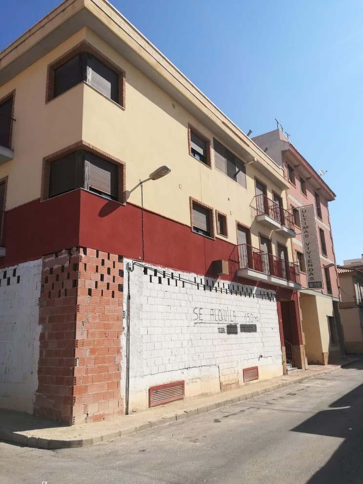 Piso en venta en Murcia, Murcia, Calle Carmen, 95.900 €, 4 habitaciones, 2 baños, 126 m2