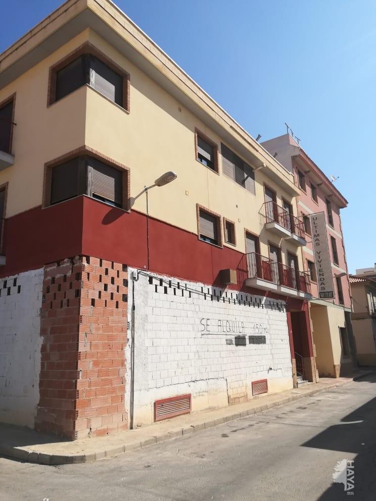 Piso en venta en Murcia, Murcia, Calle Carmen, 91.300 €, 4 habitaciones, 2 baños, 126 m2