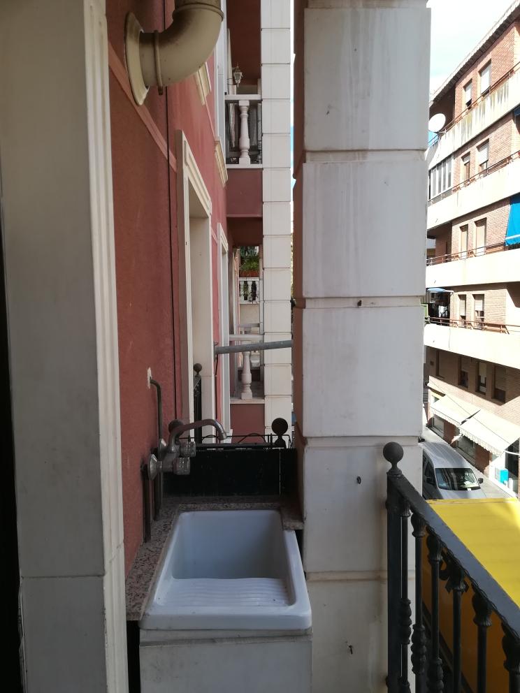 Piso en venta en Crevillent, Alicante, Calle Partida la Vera, 85.000 €, 4 habitaciones, 2 baños, 120 m2