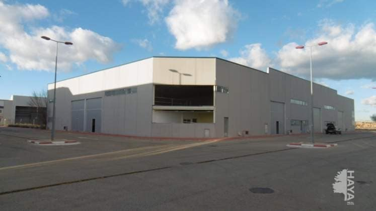 Industrial en venta en Cañicas-canal de María Cristina, Albacete, Albacete, Lugar Poligono Industrial Campollano Norte, 138.400 €, 338 m2