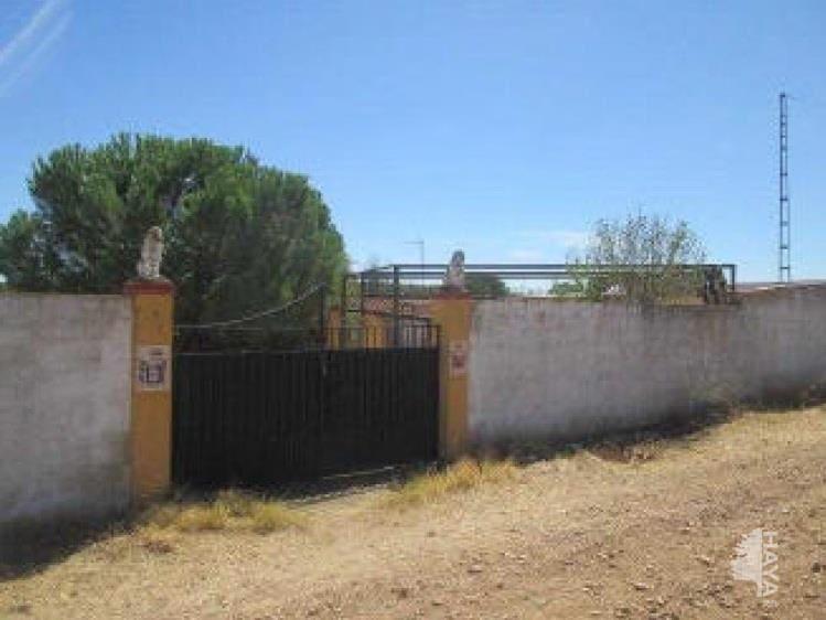 Suelo en venta en Villafranca de los Barros, Badajoz, Calle Villagordo, 73.000 €, 197 m2