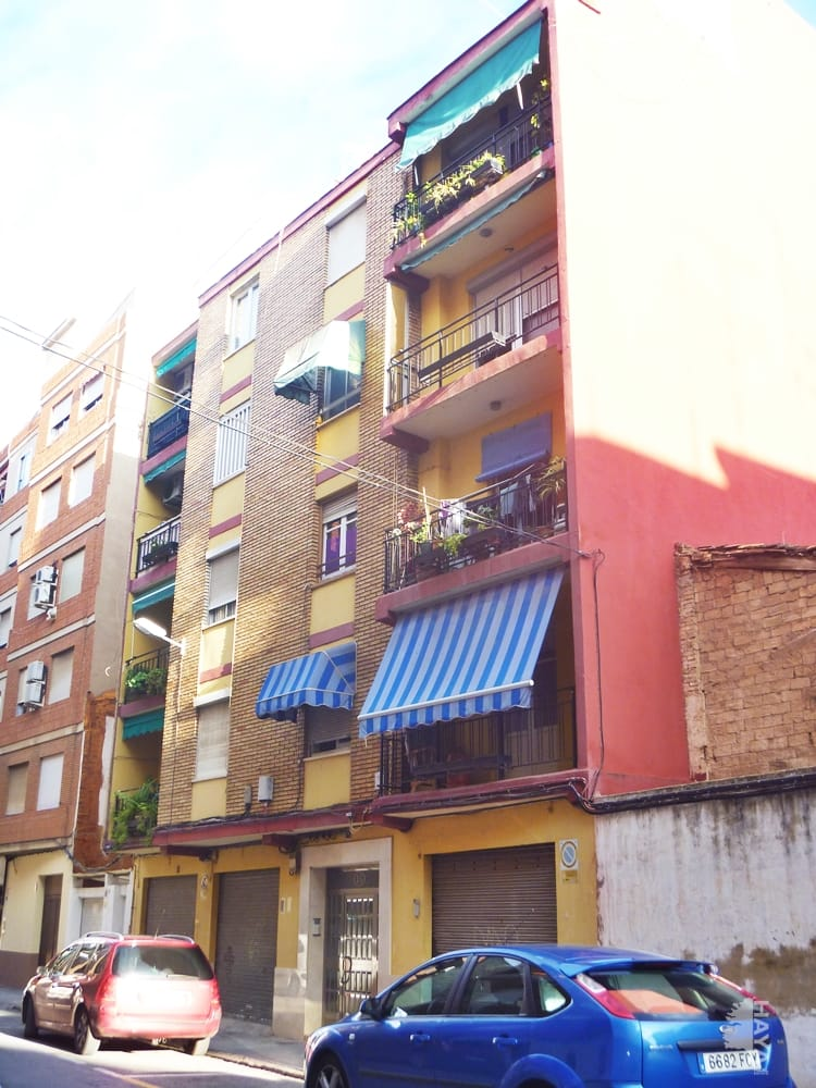 Piso en venta en Torrent, Valencia, Calle Garbi, 64.412 €, 2 habitaciones, 1 baño, 100 m2