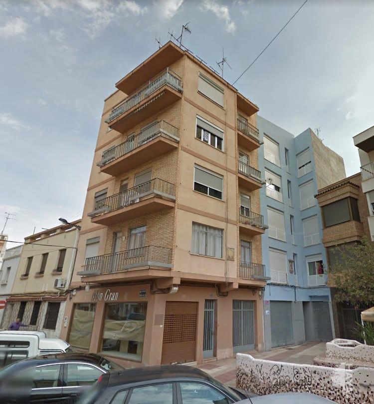 Piso en venta en Vila-real, Castellón, Calle de la Purissima, 59.205 €, 3 habitaciones, 1 baño, 90 m2