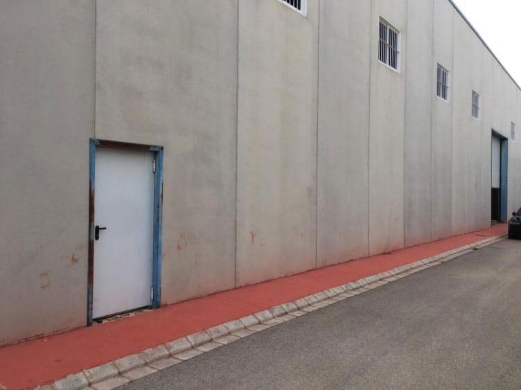 Industrial en venta en Los Llanos, Albacete, Albacete, Calle Poligono Industrial Romica, 256.374 €, 1662 m2