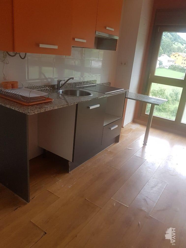 Piso en venta en Aller, Asturias, Lugar Felechosa de Arriba, 82.900 €, 2 habitaciones, 1 baño, 55 m2