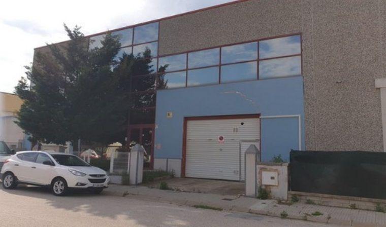 Industrial en venta en Salt, Girona, Calle Willy Brandt, 563.000 €