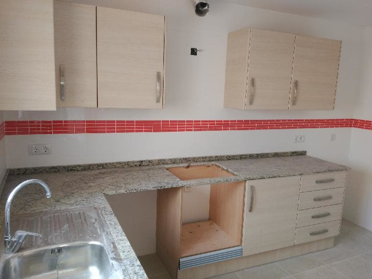 Piso en venta en Ondara, Alicante, Calle Joan Gil, 123.600 €, 3 habitaciones, 3 baños, 145 m2