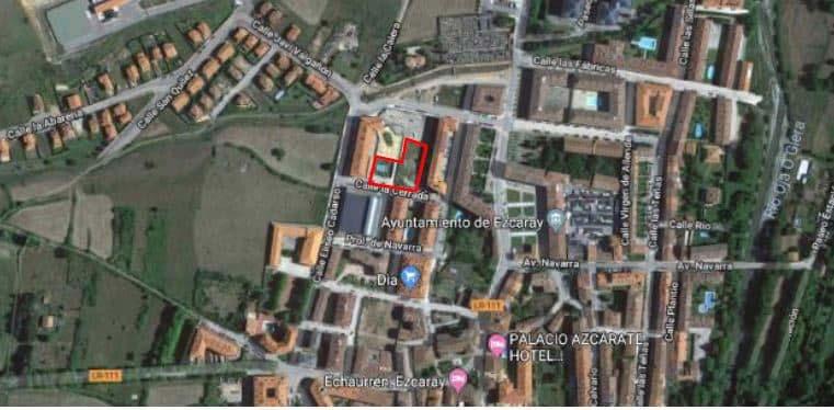 Suelo en venta en Ezcaray, La Rioja, Calle Eliseo Cadarso, 722.000 €, 693 m2