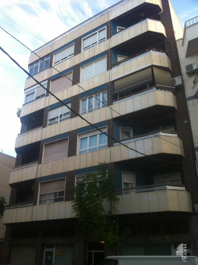 Piso en venta en Novelda, Novelda, Alicante, Calle Cervantes, 72.900 €, 4 habitaciones, 1 baño, 119 m2