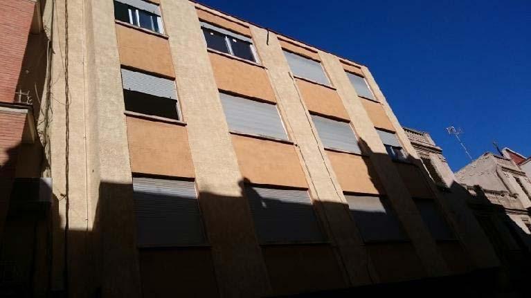 Piso en venta en Burriana, Castellón, Calle El Barranquet, 38.141 €, 3 habitaciones, 1 baño, 97 m2