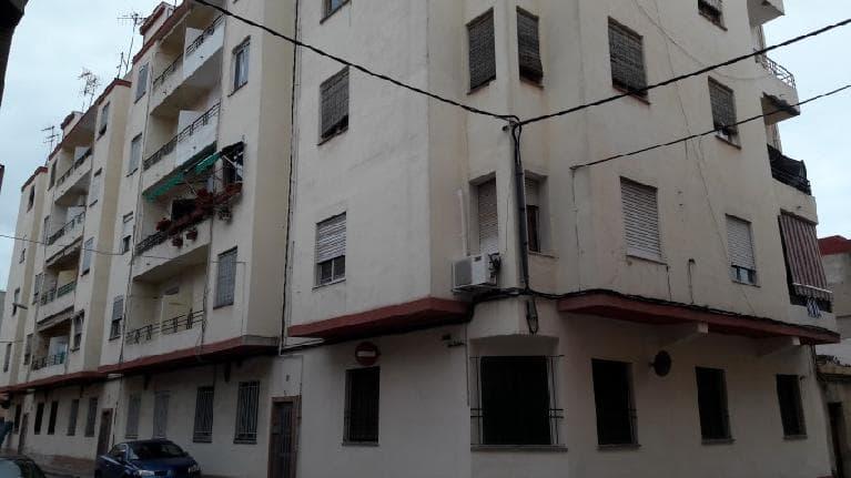 Piso en venta en Poblados Marítimos, Burriana, Castellón, Calle San Roberto, 27.535 €, 3 habitaciones, 1 baño, 70 m2