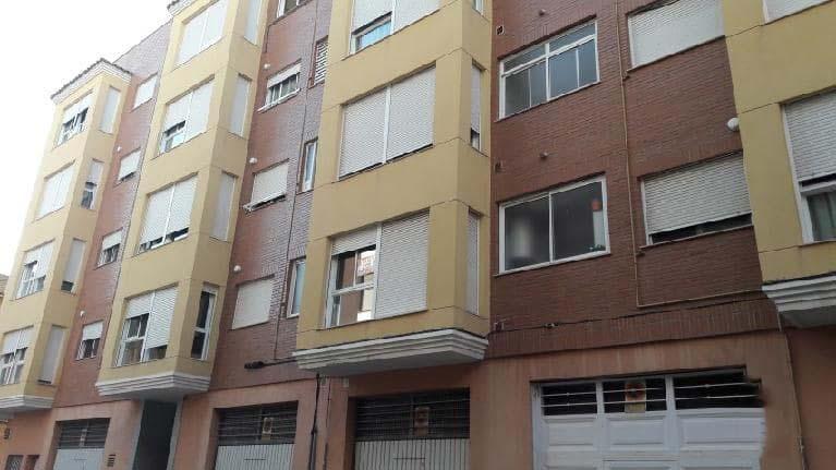 Piso en venta en Burriana, Castellón, Calle Pintor Francesc Ribalta, 120.000 €, 3 habitaciones, 2 baños, 123 m2