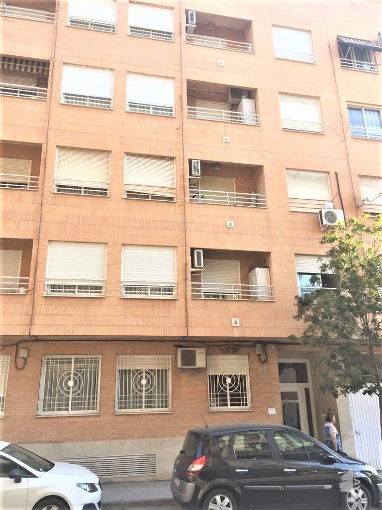 Piso en venta en Torrent, Valencia, Calle Gabriela Mistral, 59.264 €, 3 habitaciones, 2 baños, 113 m2
