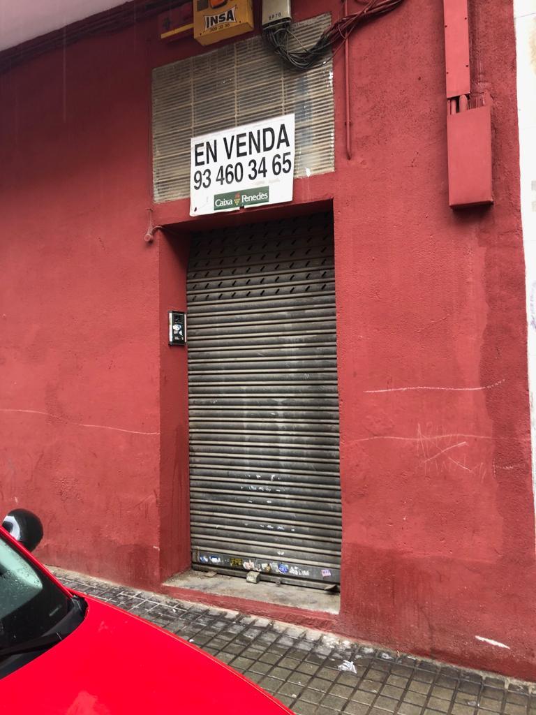 Local en venta en Nou Barris, Barcelona, Barcelona, Calle Federico Garcia Lorca, 91.000 €, 215 m2