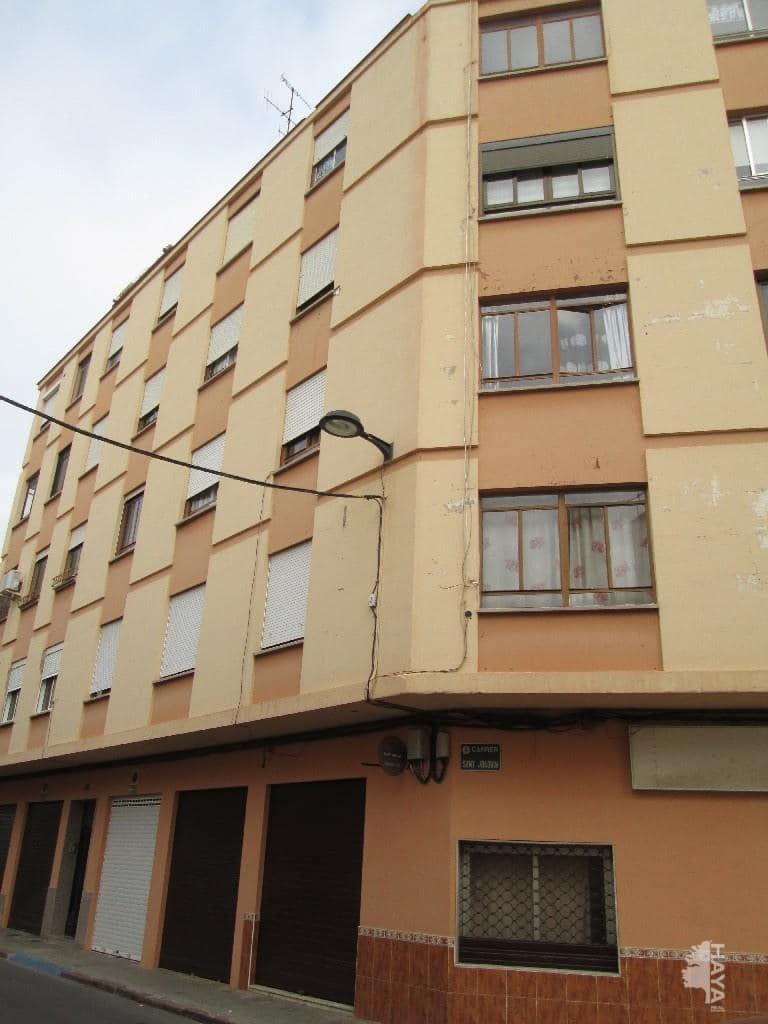 Piso en venta en Virgen de Gracia, Vila-real, Castellón, Calle Sant Joaquim, 26.700 €, 3 habitaciones, 1 baño, 68 m2