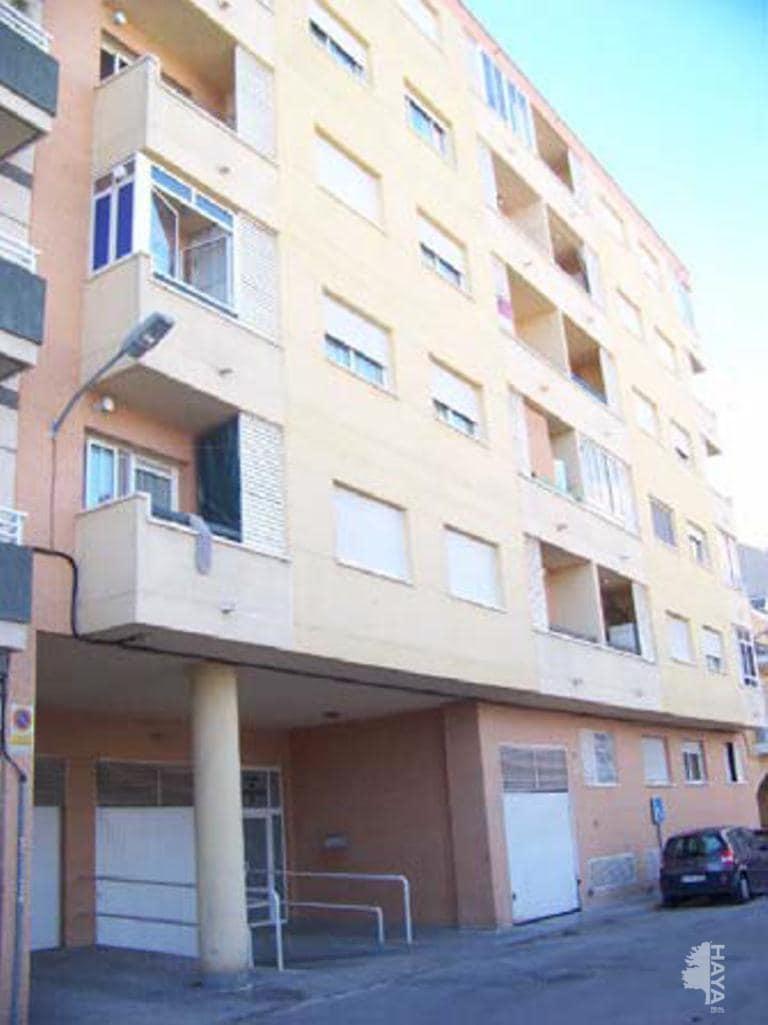 Piso en venta en Almoradí, Alicante, Plaza de la Libertad, 61.600 €, 3 habitaciones, 2 baños, 102 m2