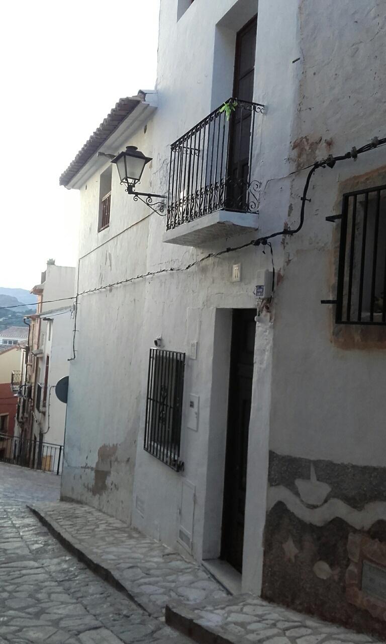 Casa en venta en Finestrat, Alicante, Calle Figueretes, 98.000 €, 3 habitaciones, 1 baño, 89 m2