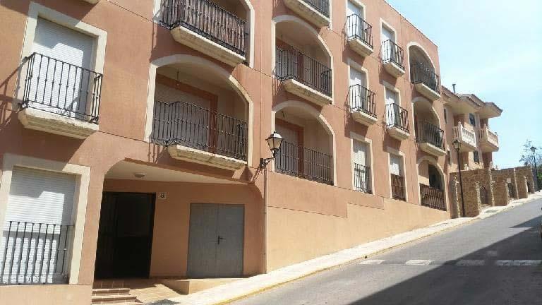 Piso en venta en Turre, Almería, Calle Malaga, 67.700 €, 3 habitaciones, 2 baños, 108 m2