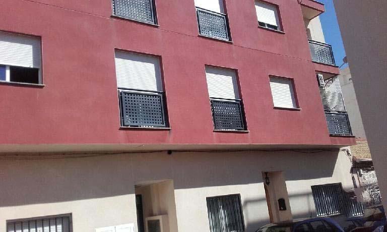 Piso en venta en San Javier, Murcia, Calle 1 de Mayo, 60.700 €, 1 habitación, 1 baño, 72 m2