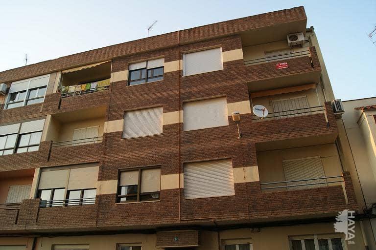 Piso en venta en Almansa, Albacete, Calle Pintor Adolfo Sanchez, 36.000 €, 3 habitaciones, 1 baño, 101 m2