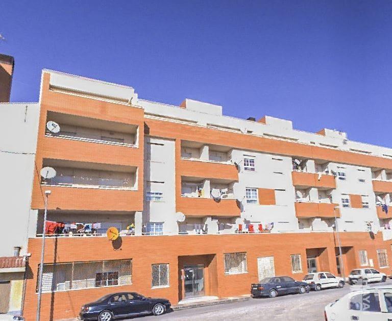 Piso en venta en Los Depósitos, Roquetas de Mar, Almería, Calle Mecina Alfahar, 76.000 €, 1 baño, 100 m2