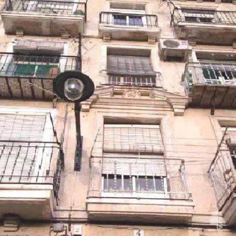 Piso en venta en Centre, Alcoy/alcoi, Alicante, Calle Enric Hernandez, 20.100 €, 1 habitación, 1 baño, 52 m2